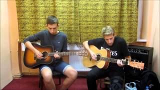 """The Beatles - """"Revolution"""" (Acoustic Cover)"""