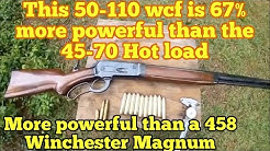 the most powerful lever action rifle cartridge