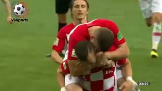 Cùng xem lại khoảng khắc CHẬN chung kết  PHÁP - CROATIA world cup 2018