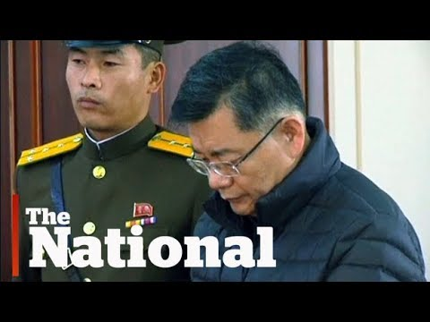 Pastor released by North Korea reunites with family in Canada