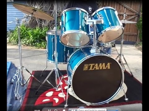 Dating tama rockstar drums