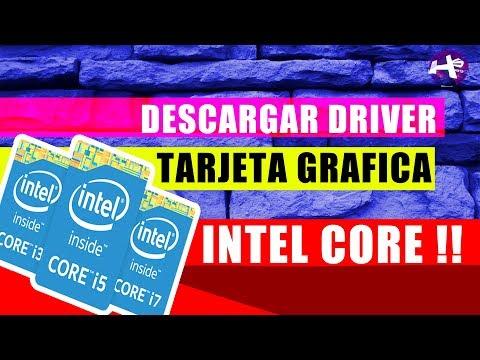 Como Descargar La Tarjeta Gráfica Intel Graphics Media Accelerator Driver Windows 7