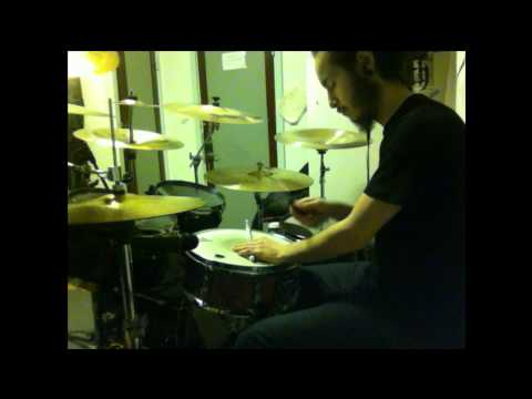 Kultiration - Lejoninna - drum cover by Hernan Soto Gonzalez