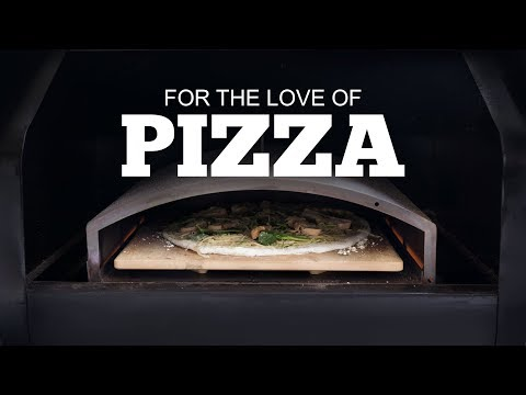 Wood Fired Pizza Oven Attachment | Green Mountain Pellet Grills