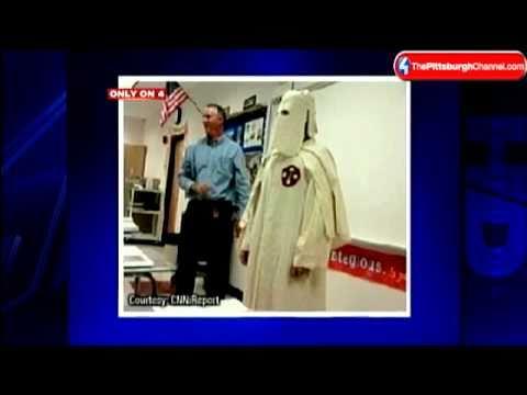 High School Student Wears KKK Robe For History Lesson
