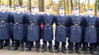 Bundeswehr Antreten