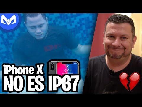 iPHONE X DAÑADO DE Apple5x1