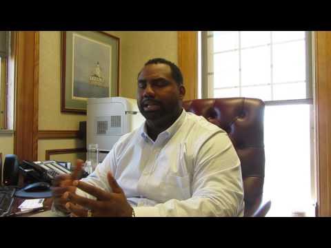 First National Bank James Gibbs Interview