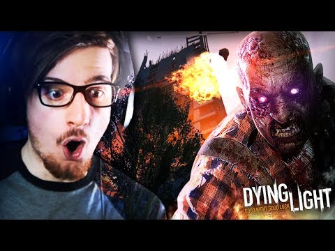 GETTING THE BOLTER SAMPLE AT NIGHT (+ TAKING OUT THE NEST!!) || Dying Light (Part 7)