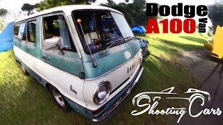 Dodge A-100 Van; Blaine's Big and Beutiful Van!