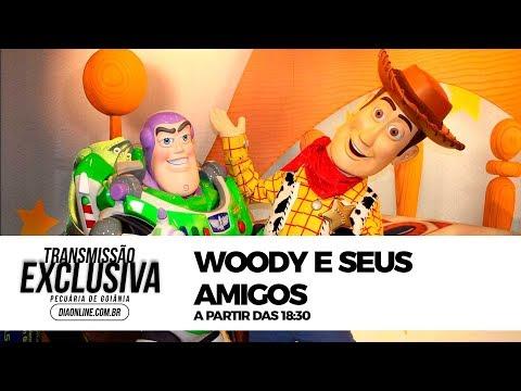 Kids Show Tour 2018 – Wood e seus amigos
