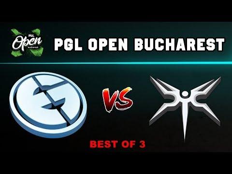Dota 2 Live - EG vs Mineski (Bo3) l PGL Open Bucharest - Group