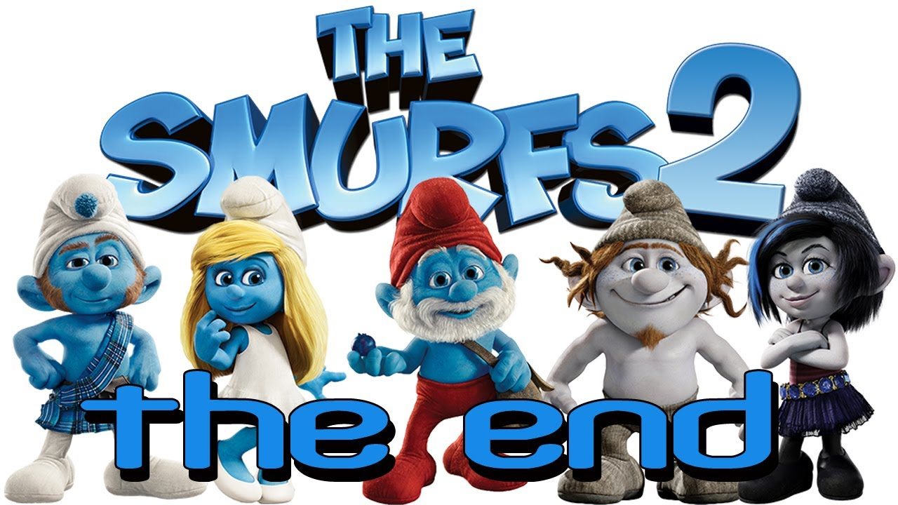 Smurfs 2 Characters