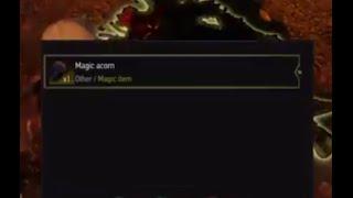 Witcher 3: Return To Bald Mountain (magic Acorn Postgame)