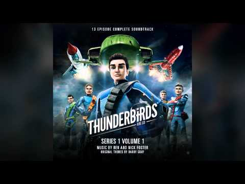 Thunderbirds Are Go: Vol 1 - All Launch Theme Variations