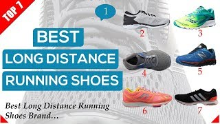 best trainers for long distance running