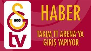 Haber Takım Türk Telekom Arena 39 ya giriş yapıyor 27 Şubat 2017