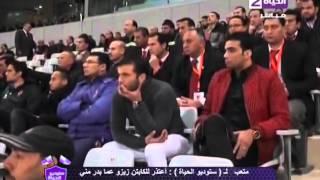 بالفيديو.. عماد متعب يعتذر لـ«زيزو»: أتمنى اللعب 90 دقيقة في كل مباراة