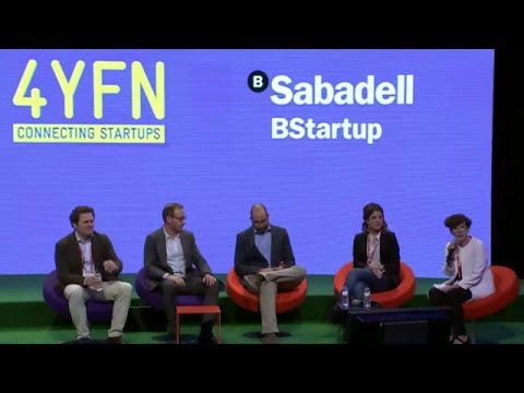 Panel | Open Platforms for new banking (Fintech) [4YFN 2016]