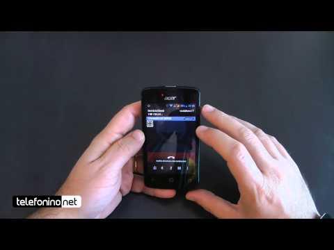 Acer Liquid Z3 videoreview da Telefonino.net