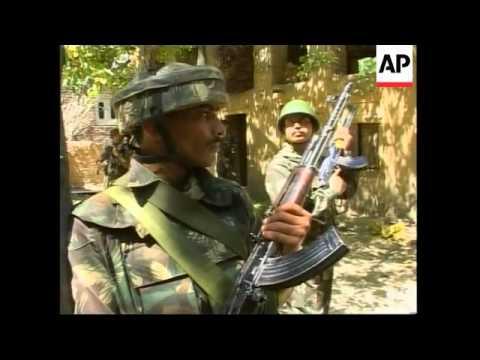 Resurgence of violence in Kashmir