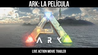 ARK: LA PELICULA! 🎬 | LIVE ACTION MOVIE TRAILER FANFILM