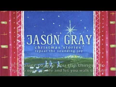 Easier - Official Lyric Video - Jason Gray