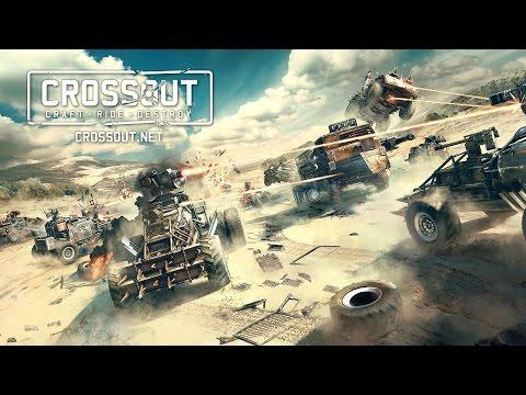 Rocket launcher ^^ - Crossout  Gameplay
