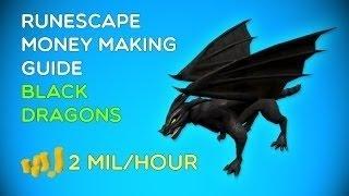 OSRS Black Dragons Guide