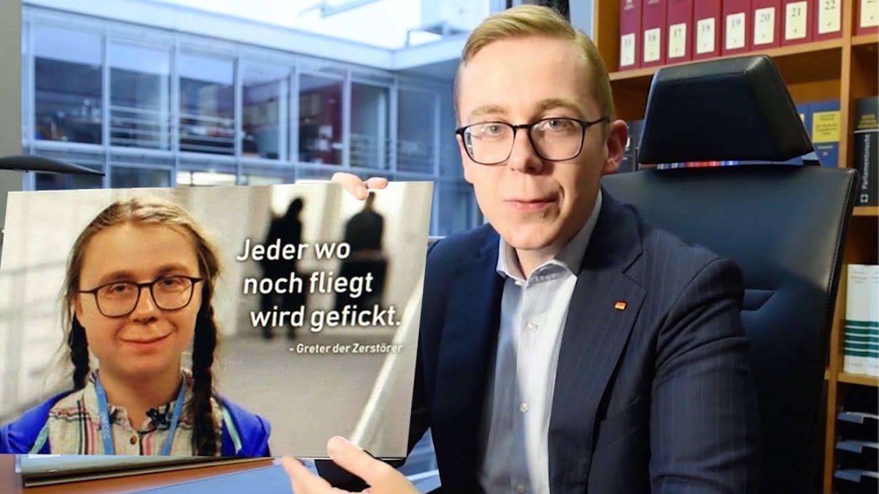 Philipp Amthor - Jodel Meme Reaction