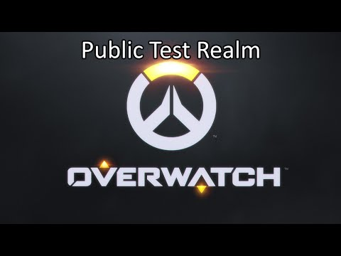 Overwatch (PC) - Checking out the PTR