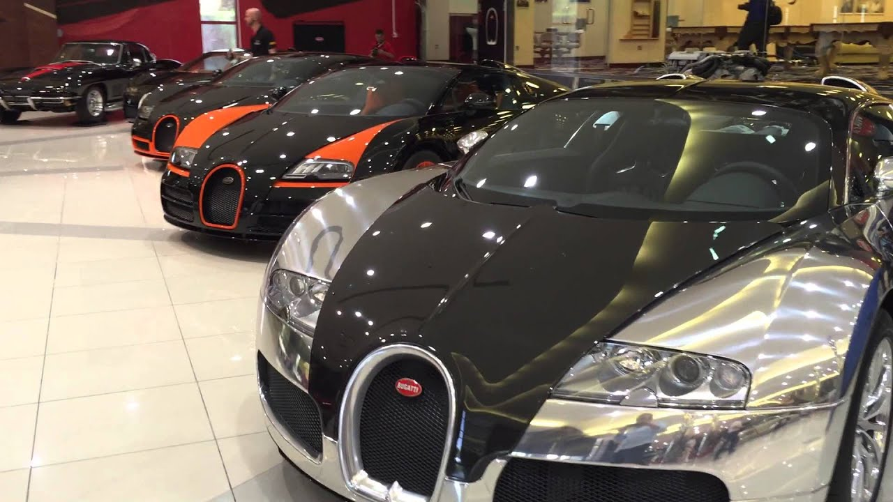 royal auto gallery where you get to see the rarest cars including