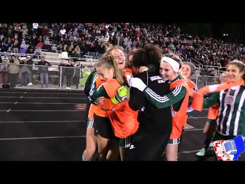 Strongsville-Twinsburg '18 OH Girls Soccer Playoffs