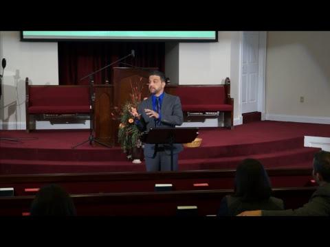 SS - I See, I Want, I Take - Pastor Richard Piñero