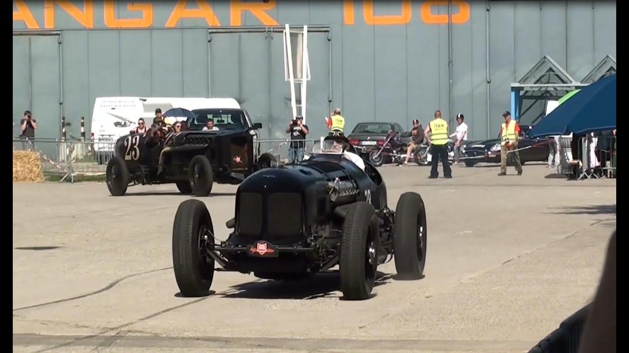 1500 hp Packard-Bentley
