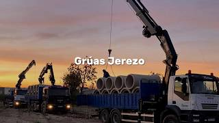 Servicio de grúa y transportes  Grúas Jerezo