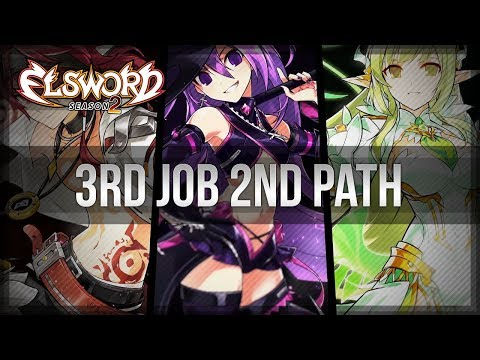 Elsword Official - 3rd Job 2nd Path Promotion Trailer
