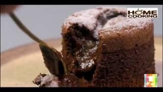 Làm món bánh lava socola cực ngon cho mùa thu tới