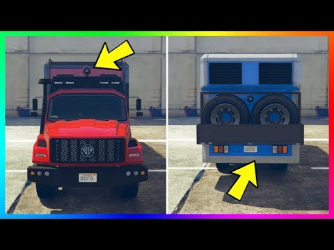 20 THINGS YOU NEED TO KNOW ABOUT THE BENEFACTOR TERRORBYTE BEFORE YOU BUY IN GTA ONLINE! (GTA 5 DLC)