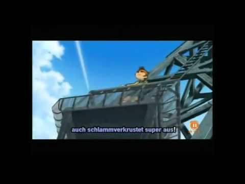 Inazuma Eleven Song Deutsch- YouTube