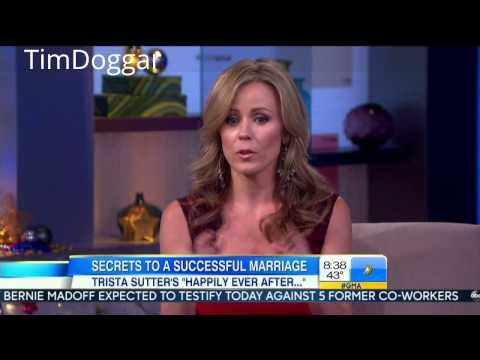 Bachelorette's Trista Sutter 12-2-13 Interview