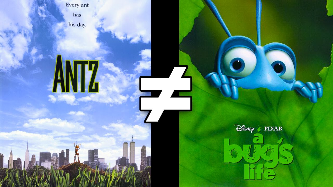 24 Reasons Antz A Bug S Life Are Different Youtube