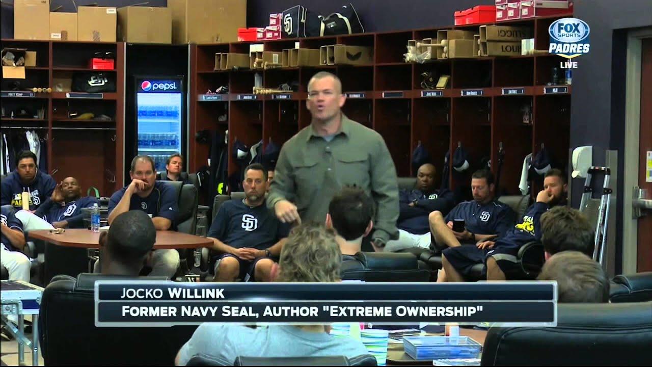 Jocko Willink Navy Seal Wife