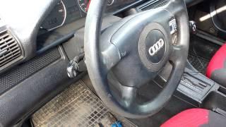 Установка на Audi 100 C4 руля с Audi A6 C5(, 2015-08-31T12:24:10.000Z)