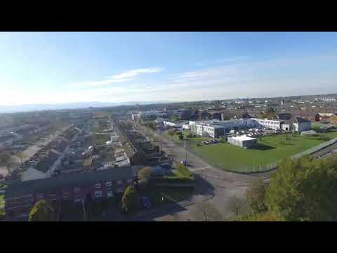 Drone over coolock