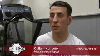 Callum Hancock on his next contest and donating his fight purse to the Lee Noble fund
