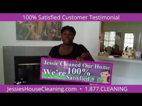 House Cleaning Reviews Jacksonville Beach FL | Jessie's House & Carpet Cleaning 1.877.CLEANING