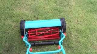 Gardena 4023 hand lawn mower