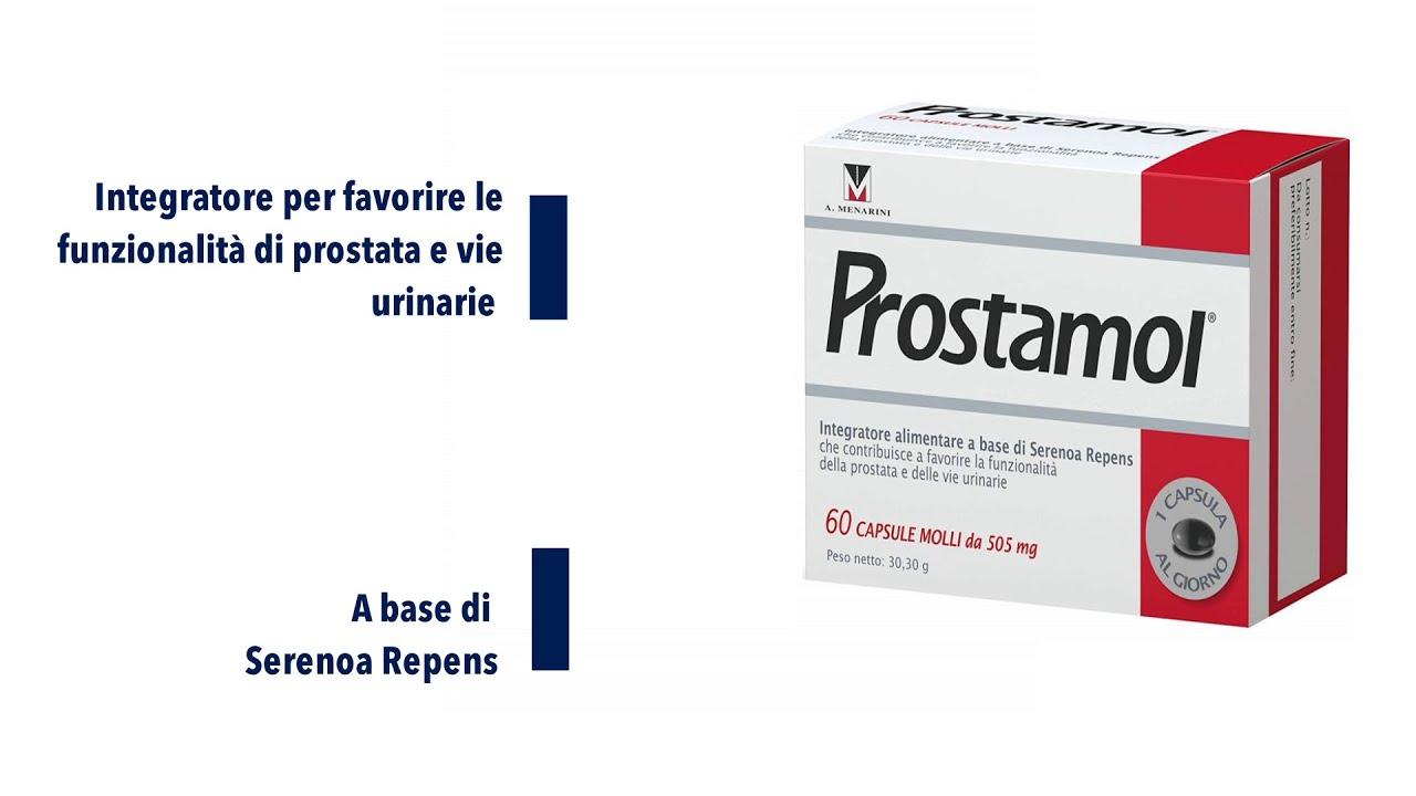 integratori prostata