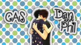 Create A Sim | Dan and Phil